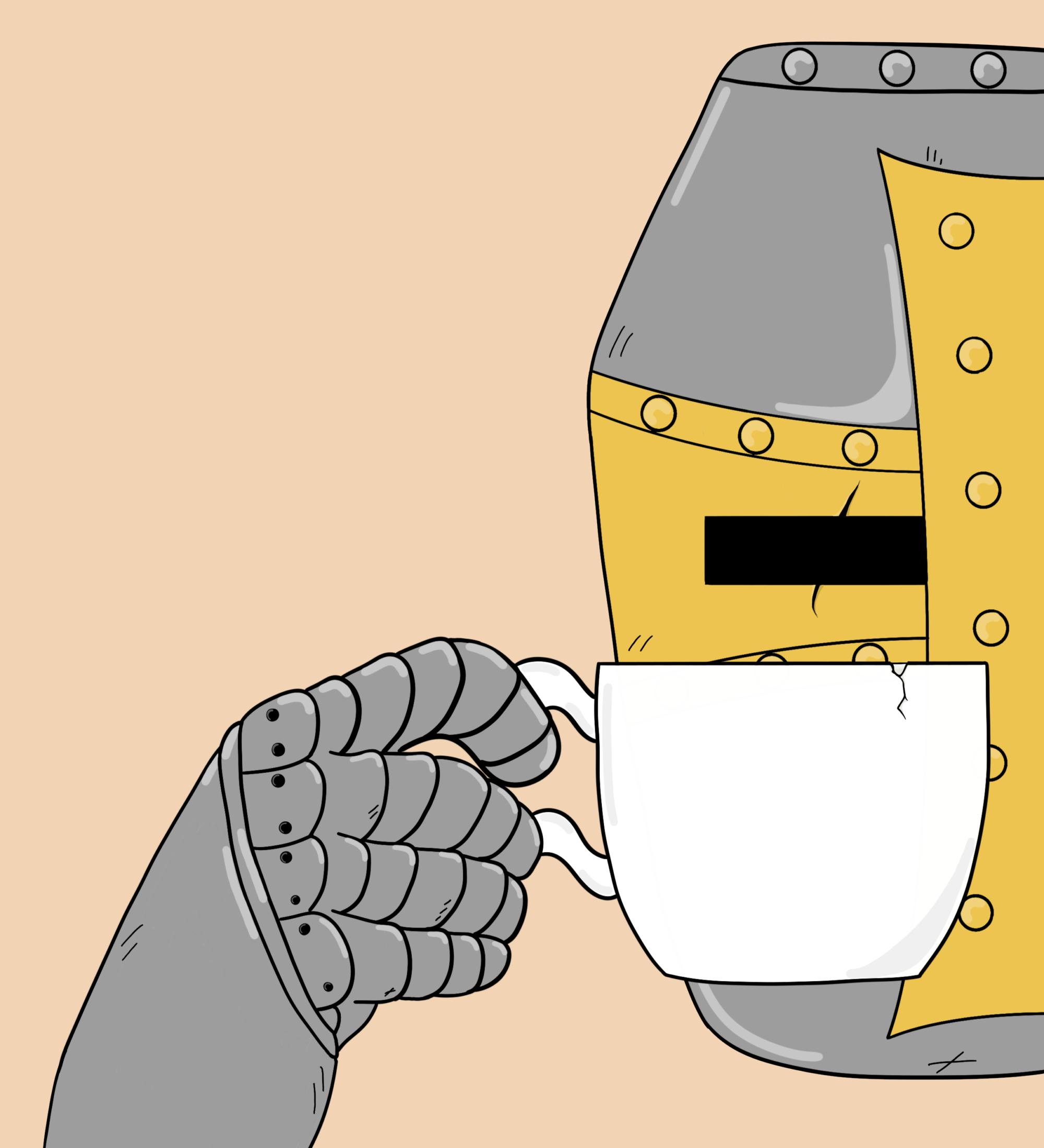 Чайный паладин